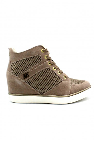 Lumberjack Sneakers F.gomma 35/41 Donna Taupe Fashion