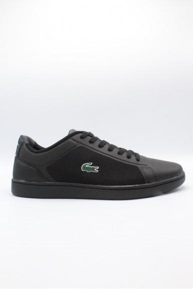 Lacoste Sneakers F.gomma Endliner Uomo Nero Sportivo