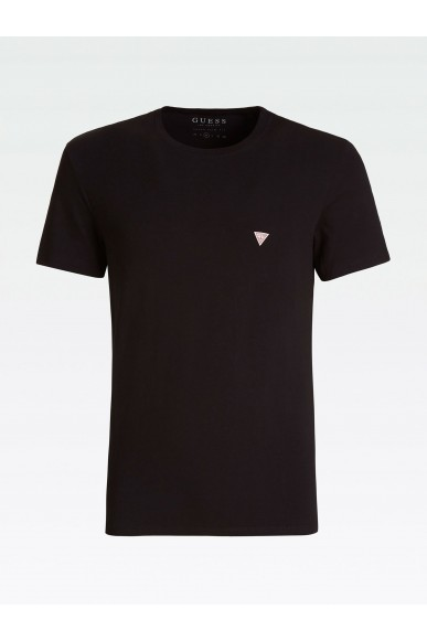 Guess T-shirt   Cn ss core tee Uomo Nero Fashion