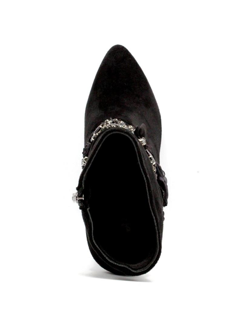 Alma en pena Tronchetti F.gomma 36-41 Donna Nero Fashion