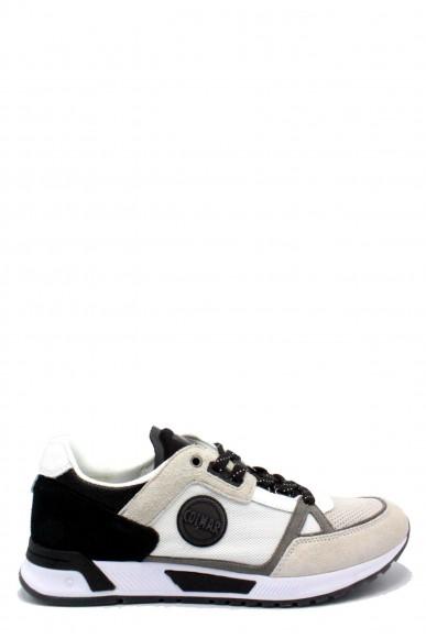 Colmar Sneakers F.gomma 39/46 travis supreme performance Uomo Bianco-nero Sportivo