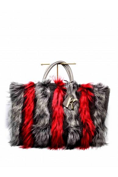 Kontessa Borse - Donna Rosso Fashion