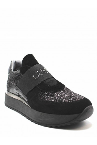 Liu.jo Slip-on F.gomma 36-40 Donna Nero Fashion