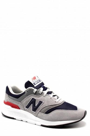 New balance Sneakers F.gomma 997 Uomo Grigio Sportivo
