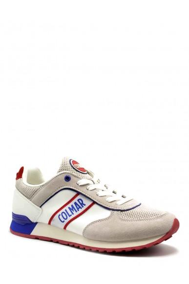 Colmar Sneakers F.gomma 40/45 Uomo Bianco Fashion