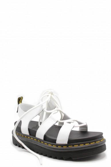 Dr. martens Sandali F.gomma Nartilla sandal Donna Bianco Fashion