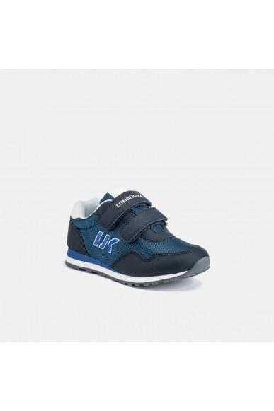 Lumberjack Sneakers F.gomma Race Bambino Blu Casual