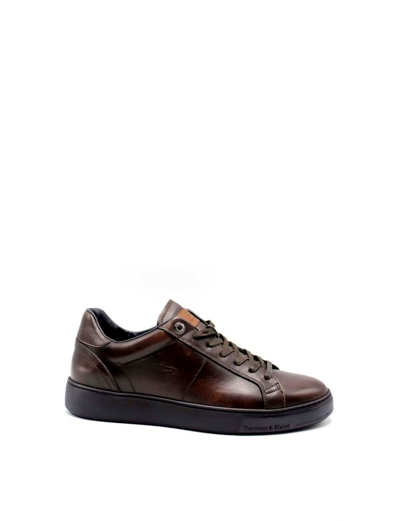 Harmont-blaine Sneakers F.gomma Uomo Caffe' Casual