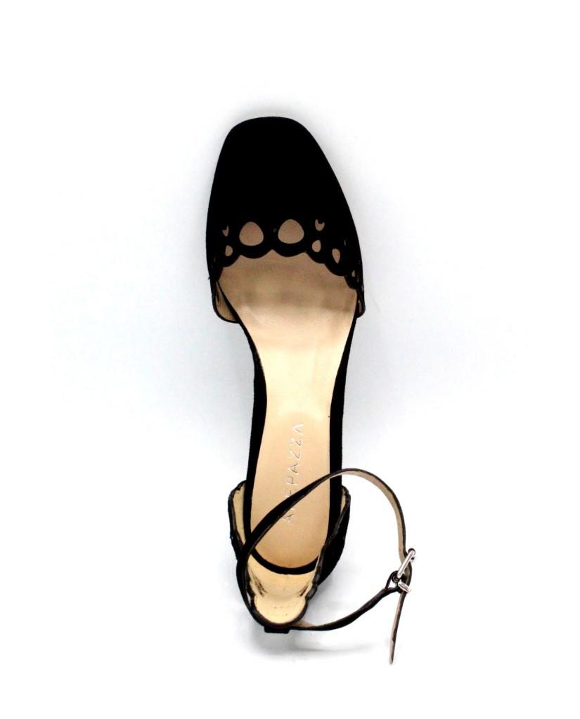 Ape pazza Sandali F.gomma 36/41 Donna Nero Fashion