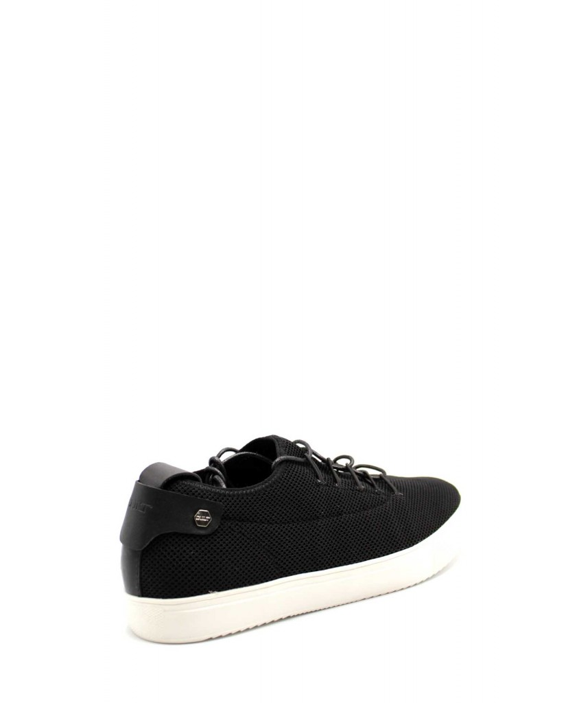 Cult Sneakers F.gomma 40/45 Uomo Nero Fashion