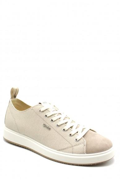 Igieco Sneakers F.gomma Ung 71271 Uomo Sabbia Casual