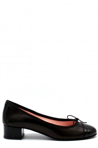 Rosa di saron Ballerine F.gomma 36/41 made in italy Donna Nero Fashion