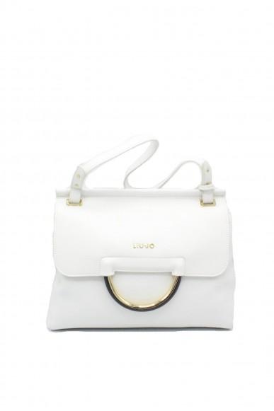 Liu.jo Borse - M top handle lexington n18029e0031 ss18 Donna Glass Fashion
