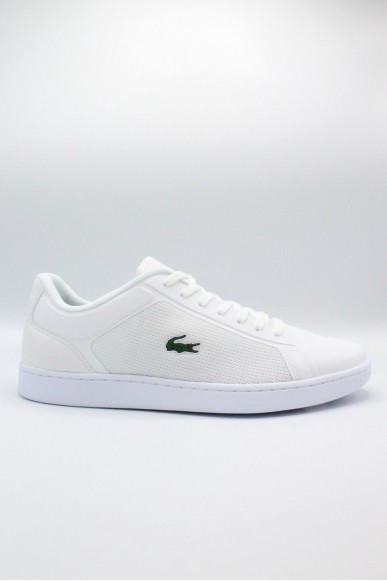 Lacoste Sneakers F.gomma Endliner Uomo Bianco Sportivo