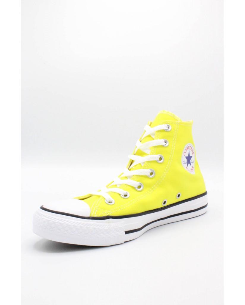 Converse Sneakers F.gomma 35/41 chuck taylors Donna Giallo Sportivo