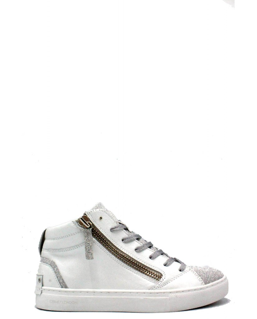 Crime london Sneakers F.gomma 36/40 25245 made in italy Donna Perla Casual