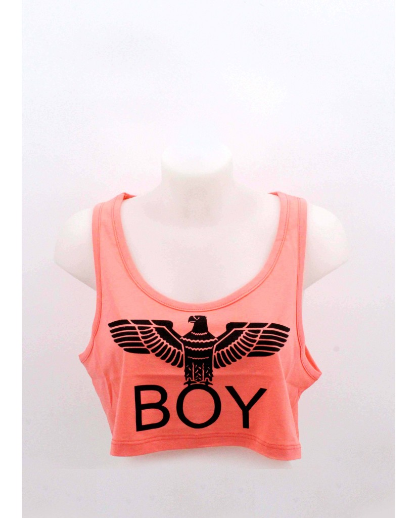 Boy london Top Donna Salmone Casual