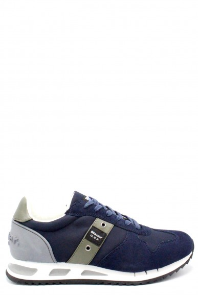 Blauer Sneakers   8s memphis 05 Uomo Navy Fashion
