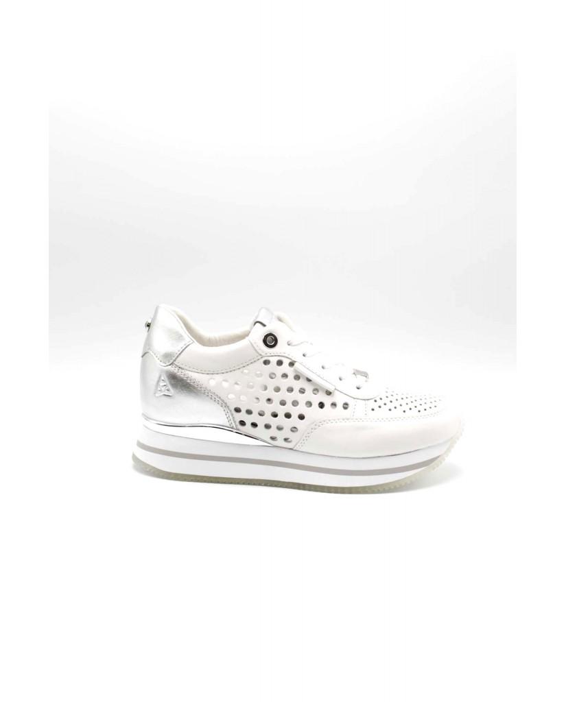 Apepazza Sneakers F.gomma Roele Donna Argento Fashion