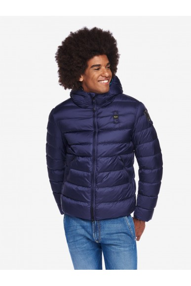Blauer Giubbini 005486 Uomo Blu Fashion