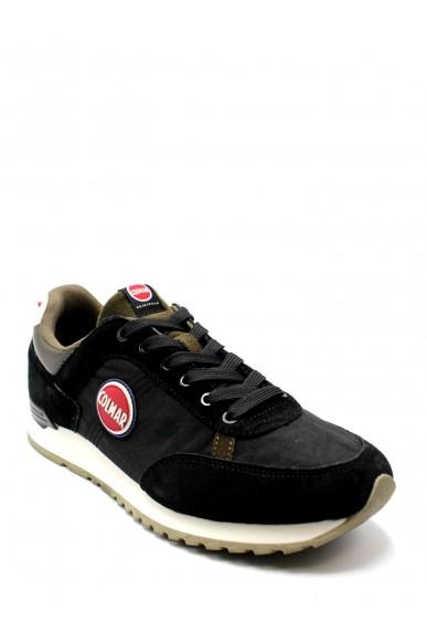 Colmar Sneakers F.gomma 40-46 Uomo Nero Casual