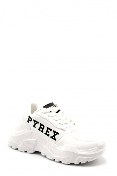 Pyrex Sneakers F.gomma 36/41  py020231 Donna Bianco Fashion