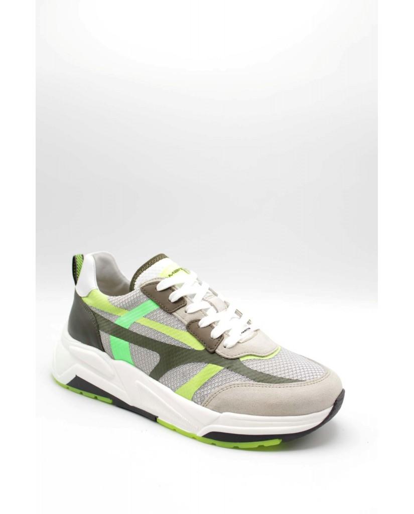 Ambitious Sneakers F.gomma 40-45 Uomo Beige Sportivo
