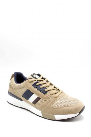 Us polo Sneakers F.gomma Uomo Beige Fashion