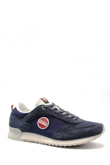 Colmar Sneakers F.gomma Travis colors Uomo Blu Fashion