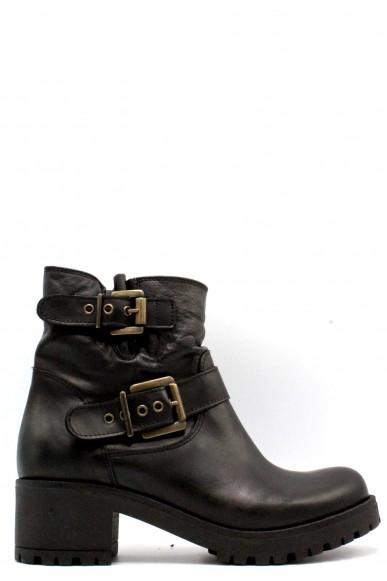 Nicole Tronchetti F.gomma 36-40 made in italy Donna Nero Fashion