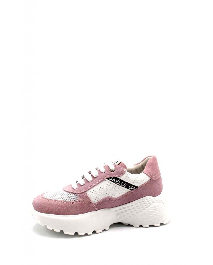 Gaelle paris Sneakers F.gomma 35/41 g-220 Donna Rosa Fashion