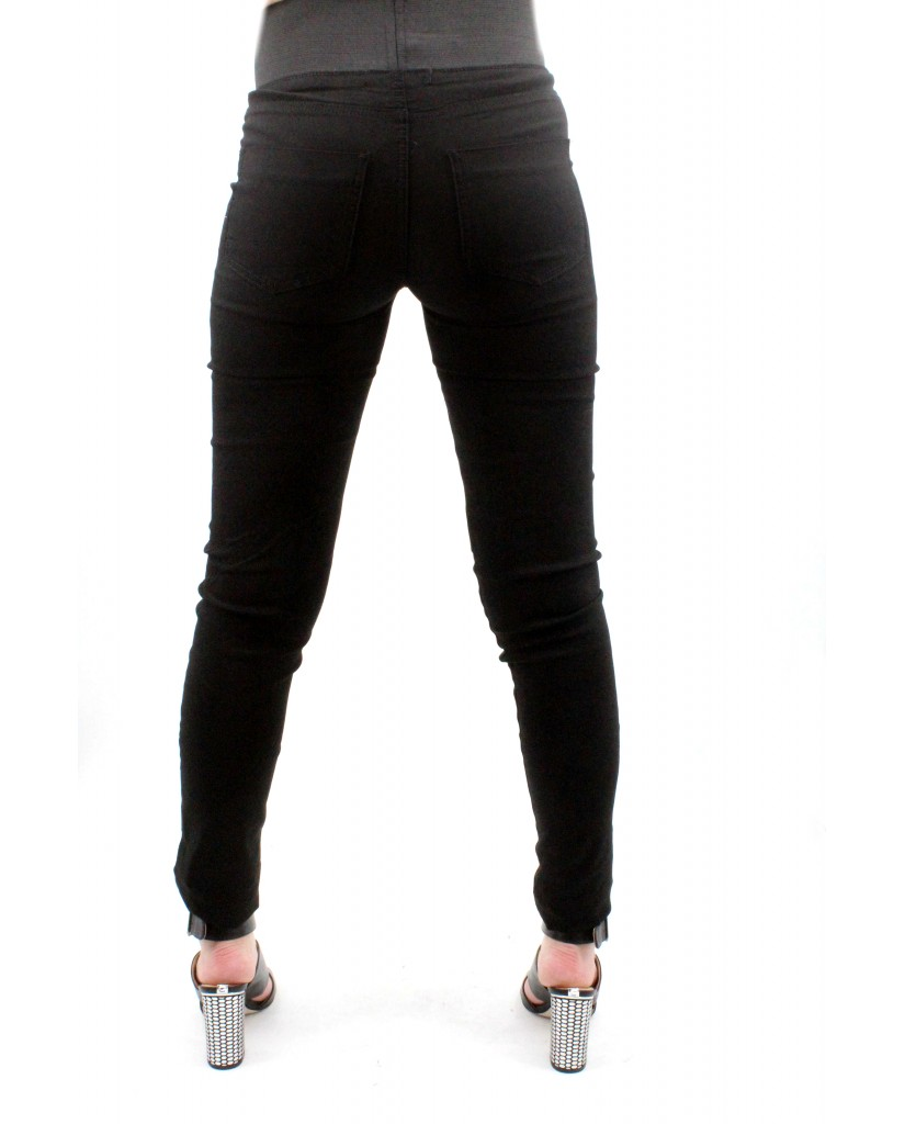 B.young Leggings Donna Nero Casual