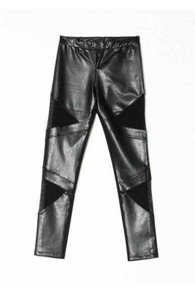 Denny rose Pantaloni 40/46 Donna Nero