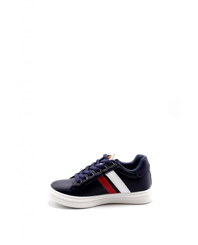 Ellesse Sneakers F.gomma 28/35 es0017s Bambino Blu-bianco Sportivo
