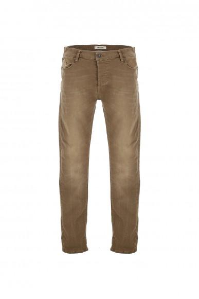 Imperial Pantaloni Uomo Marrone Casual