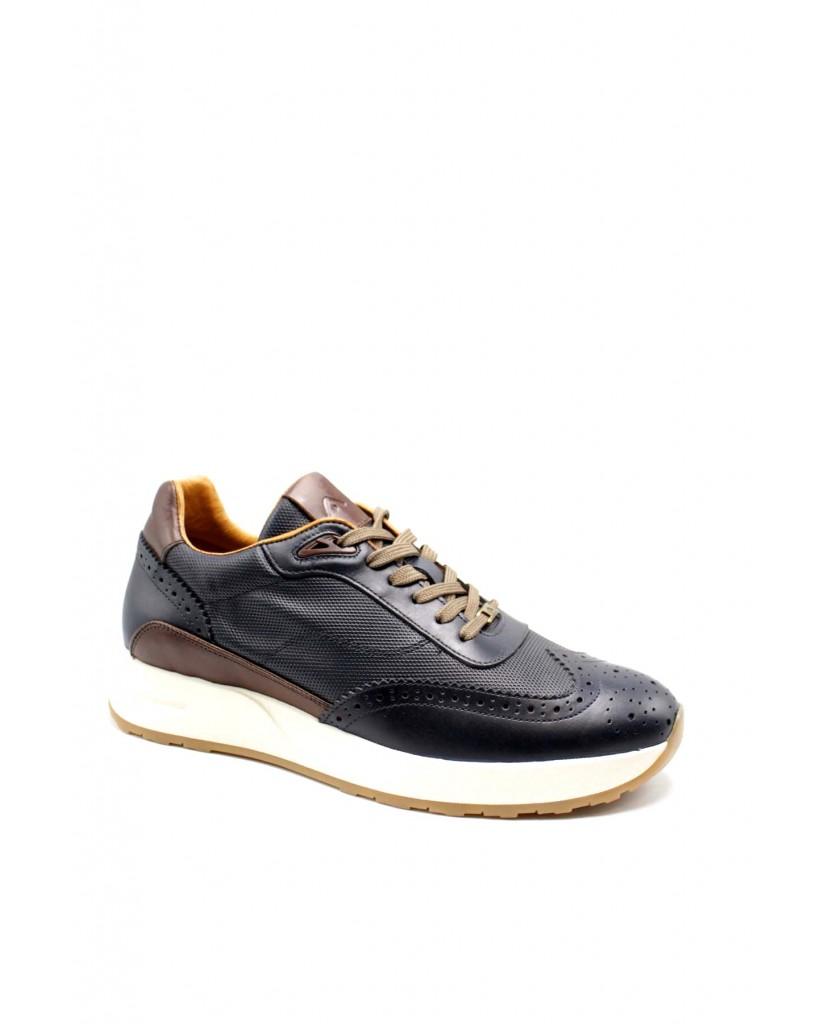 Ambitious Sneakers F.gomma 40/45 9809b Uomo Blu Fashion
