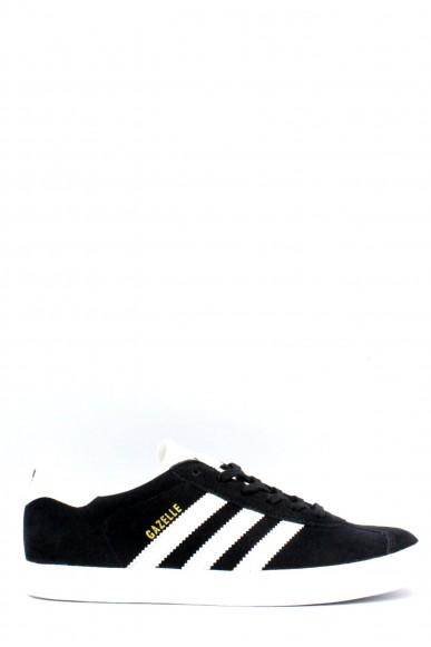 Adidas Sneakers F.gomma 35/39 gazzelle Bambino Nero-bianco Sportivo