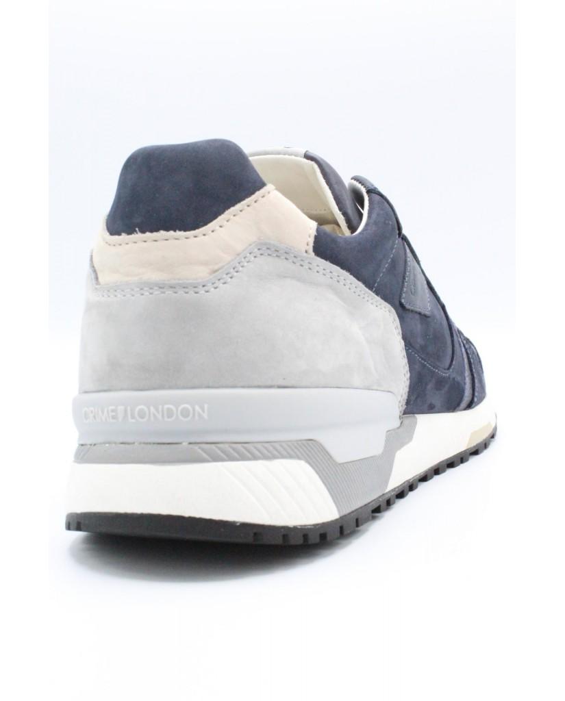 de3c9d2e43 Crime london Sneakers F.gomma 40/44 Uomo Blu Fashion