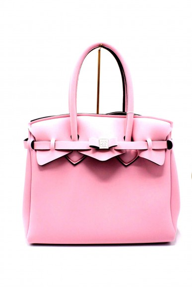 Save my bag Borse - Miss iconic bag ss18 Donna Pink Fashion