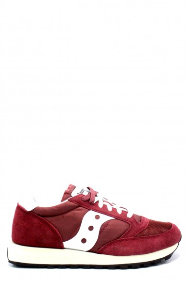 Saucony Sneakers F.gomma 36-46 Unisex Rosso Casual