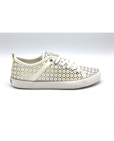 Guess Sneakers F.gomma 35/41 Donna Bianco Fashion