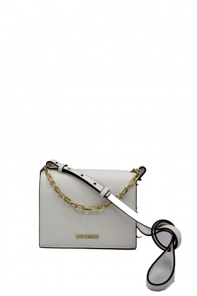 Moschino Pochette - Love 2018 tracollina Donna Bianco Fashion