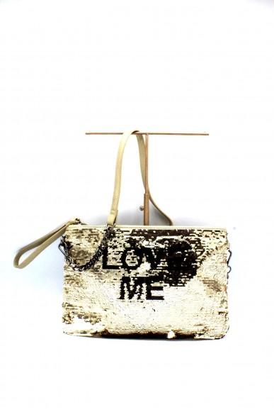 Le pandorine Pochette - Illusion pochette love lucky Donna Gold Fashion