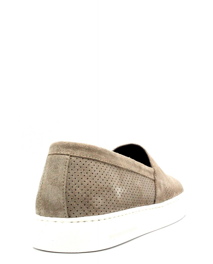 Bottega marchigiana Slip-on F.gomma 40/45 sbm14 made in italy Uomo Beige Fashion