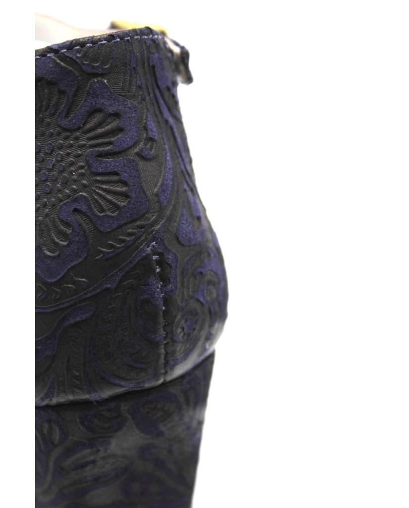 Capelli rossi Decollete F.gomma Donna Petrolio Fashion