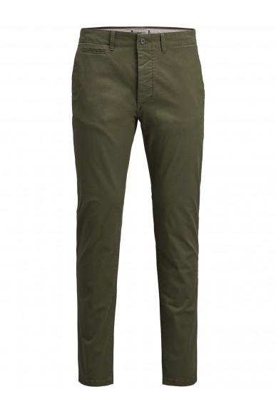 Jackejones Pantaloni   Xs-xl Uomo Verde