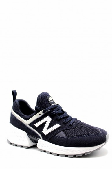 New balance Sneakers F.gomma 574nsa sport Uomo Blu Sportivo