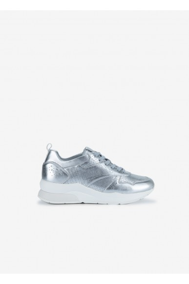Liu.jo Sneakers F.gomma Donna Argento Fashion