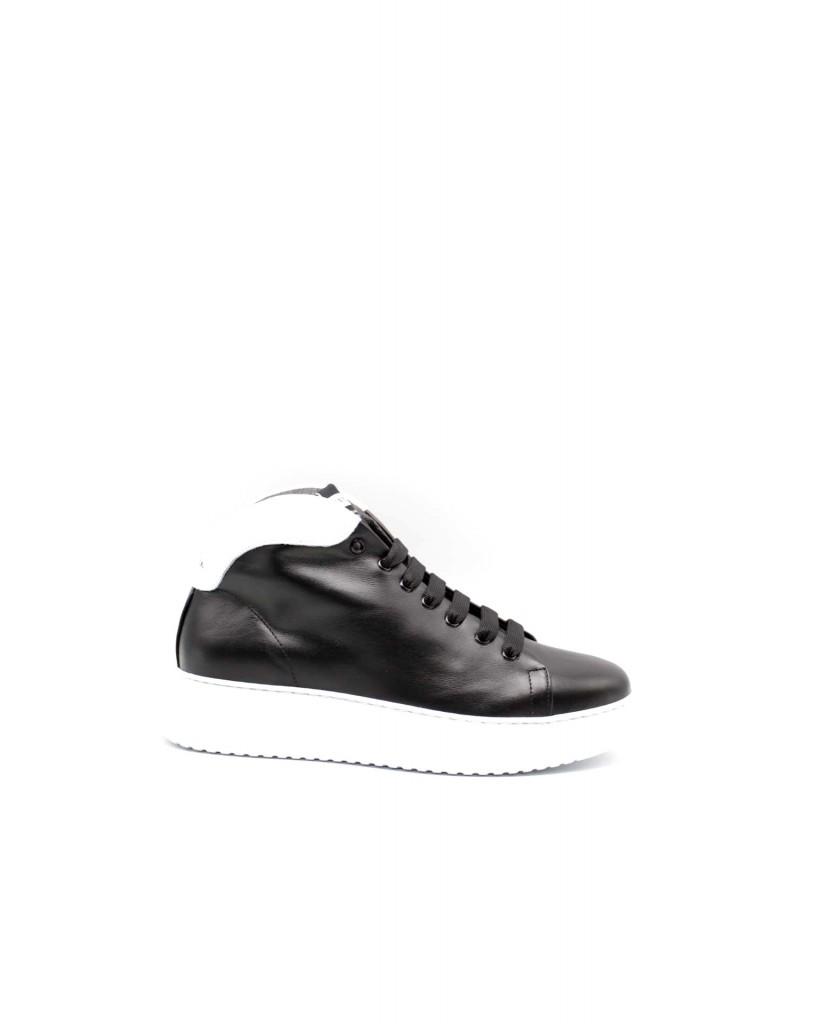 Exton Sneakers F.gomma 958 Uomo Nero Fashion