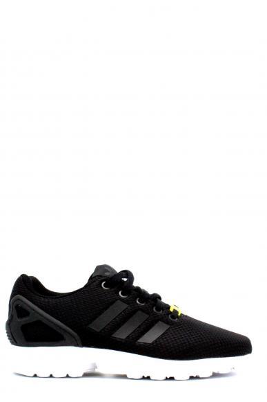 Adidas Sneakers F.gomma 35/41 zx flux Donna Nero-bianco Sportivo